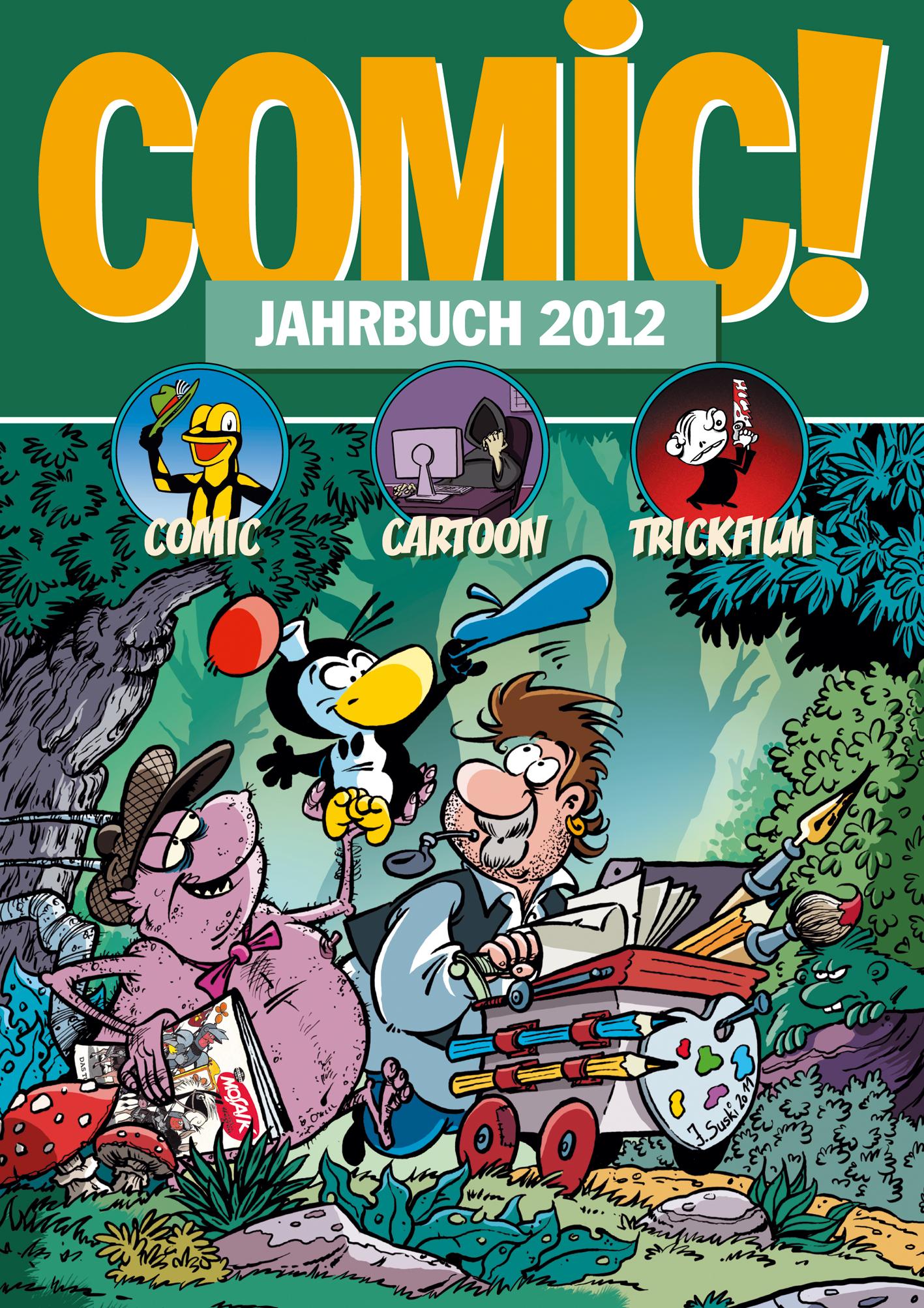 ICOM - Der Interessenverband Comic e.V.